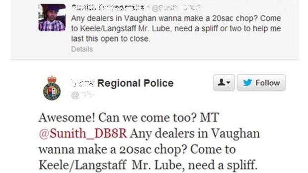 regional police
