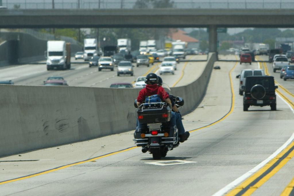 motorcycle-freeway
